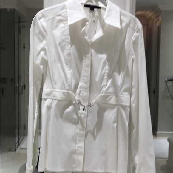 feb33a6a851 Women's Gucci dress shirt size 40 NWT